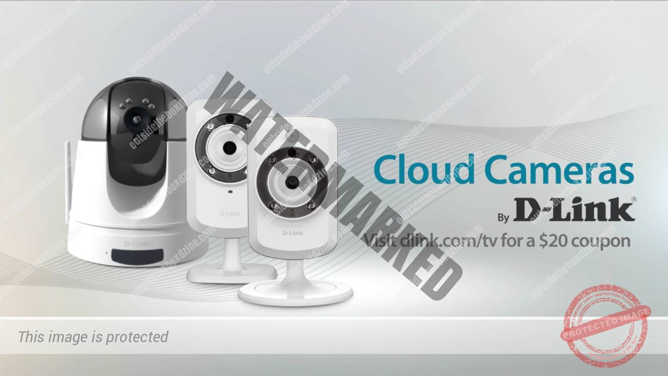 1-minute HD Commercials - D-Link Cloud Camera